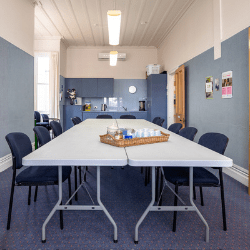 Hinemoa Room for hire